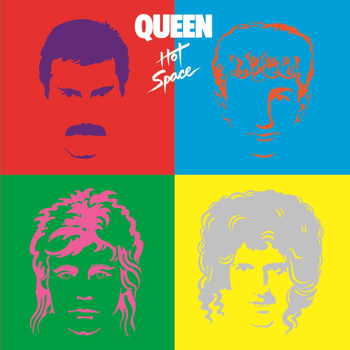 Queen - Hot Space (Reissue)Vinyl