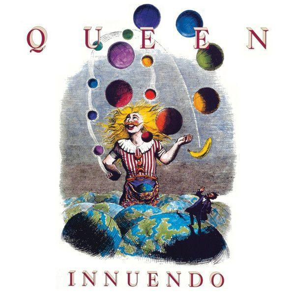 Queen - Innuendo (180 gram, Remastered)Vinyl