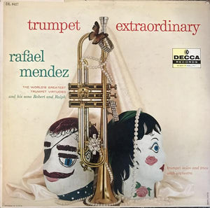 Rafael Mendez - Trumpet Extraordinary (LP, Used)Used Records