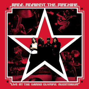 Rage Against The Machine - Live At The Grand Olympic Auditorium (2LP, Reissue, Remastered)Vinyl