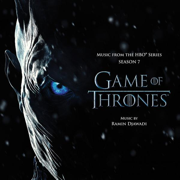 Ramin Djawadi - Game Of Thrones (Music From The HBO Series) Season 7 (2LP, Limited Edition, Numbered)Vinyl