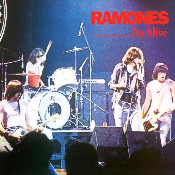 Ramones - It's Alive(2LP+4CD, Reissue, Remastered, Deluxe Edition, Limited Edition, Numbered)Vinyl