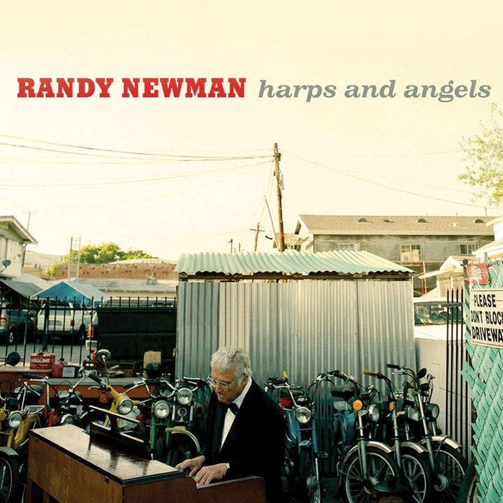 Randy Newman - Harps And AngelsVinyl