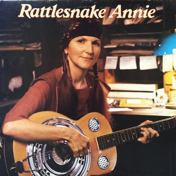 Rattlesnake Annie - Rattlesnake Annie (LP, Album, Used)Used Records