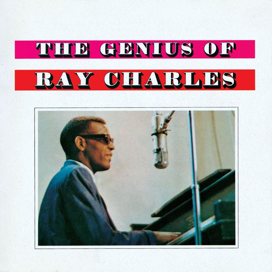 Ray Charles - The Genius Of Ray Charles (Reissue, Remastered, Mono)Vinyl