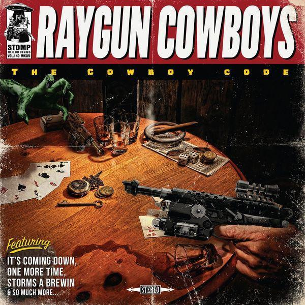 Raygun Cowboys - The Cowboy CodeVinyl