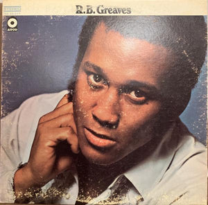 R.B. Greaves - R.B. Greaves (LP, Album, Used)Used Records