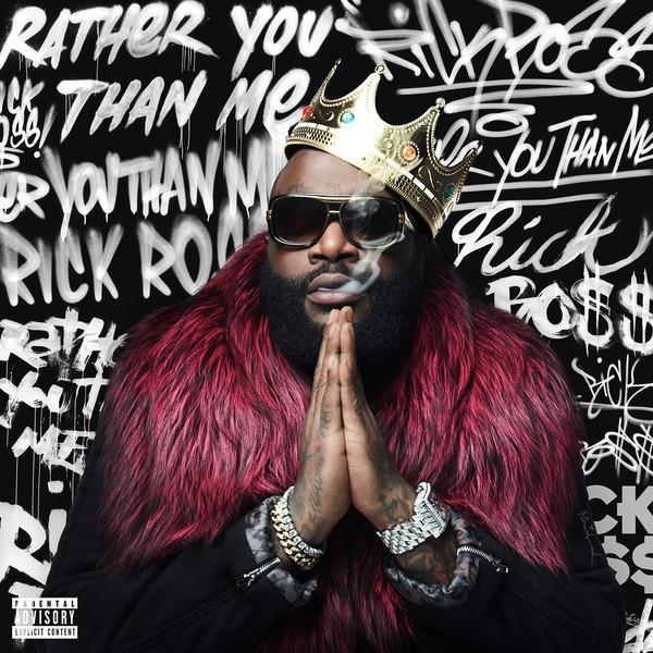 Rick Ross - Rather You Than Me (2LP)Vinyl