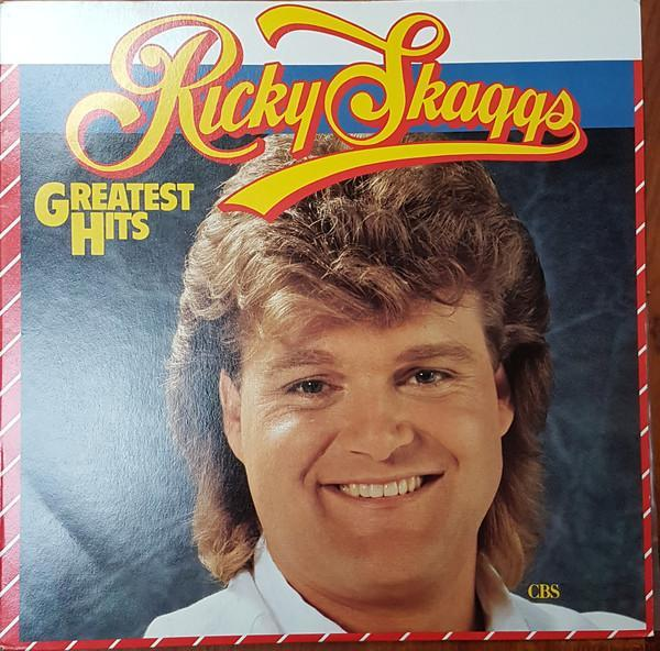 Ricky Skaggs - Ricky Skaggs Greatest Hits (LP, Album, Comp, Used)Used Records