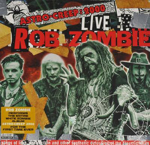 Rob Zombie - Astro-Creep: 2000 (Songs Of Love, Destruction And Other Synthetic Delusions Of The Electric Head) LiveVinyl
