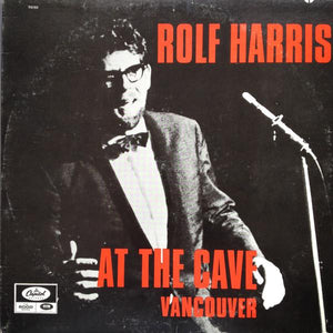 Rolf Harris - At The Cave (LP, Mono, Used)Used Records