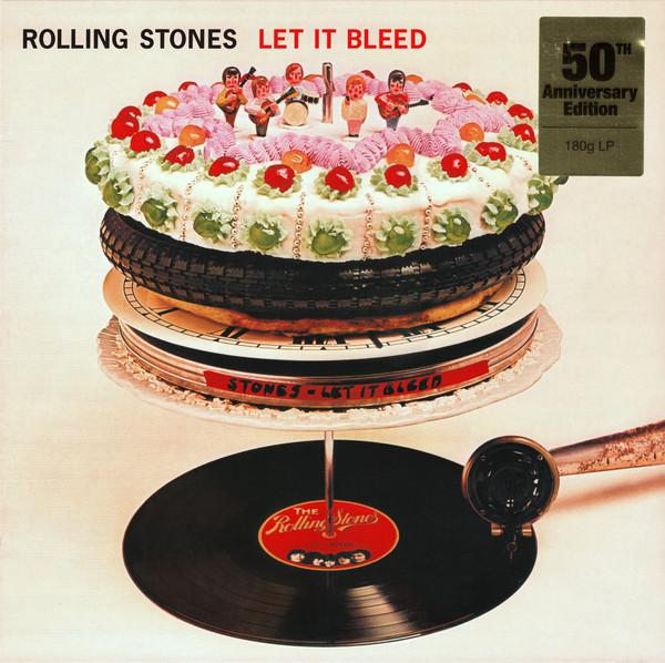 Rolling Stones - Let It Bleed (50th Anniversary Reissue, Remastered)Vinyl
