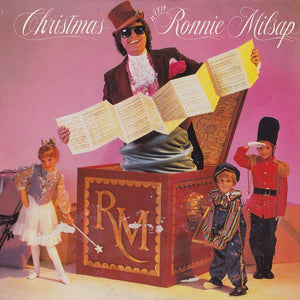 Ronnie Milsap - Christmas With Ronnie Milsap (LP, Used)Used Records