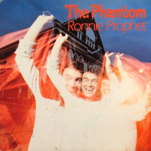 Ronnie Prophet - The Phantom (LP, Album, Used)Used Records