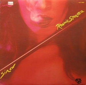 Ronnie Spector - Siren (LP, Album, Used)Used Records