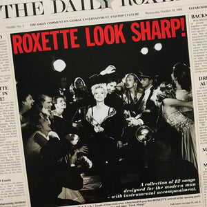 Roxette - Look Sharp! (30th Anniversary Edition)Vinyl