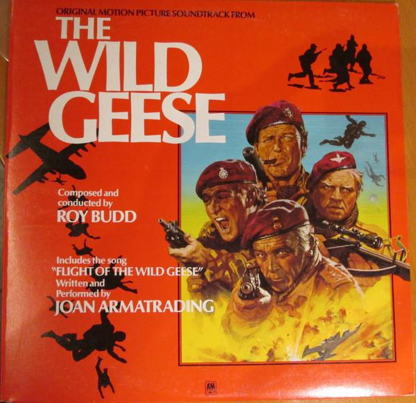 Roy Budd - The Wild Geese (Original Motion Picture Soundtrack) (LP, Used)Used Records