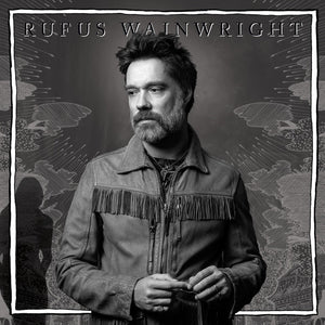 Rufus Wainwright - Unfollow The Rules (2LP, Single Sided)Vinyl