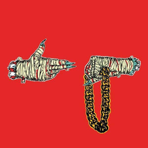 Run The Jewels - Run The Jewels 2 (2LP, 180 gram, Teal)Vinyl