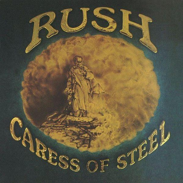 Rush – Caress Of SteelVinyl