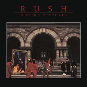 Rush - Moving Pictures (200 gram, Reissue)Vinyl