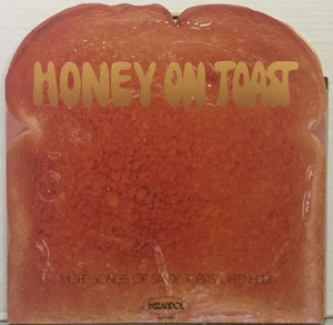 Sandy Offenheim - Honey On Toast (More Songs Of Sandy Tobias Offenheim) (LP, Album, Used)Used Records