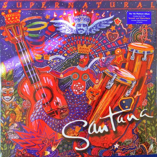 Santana - Supernatural (2LP, Reissue)Vinyl