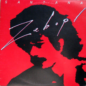 Santana - Zebop! (LP, Album, Used)Used Records