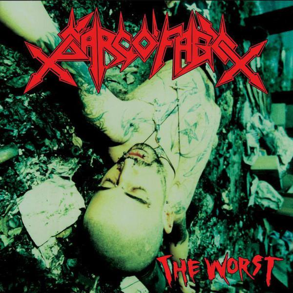 Sarcofago - The Worst (Reissue)Vinyl