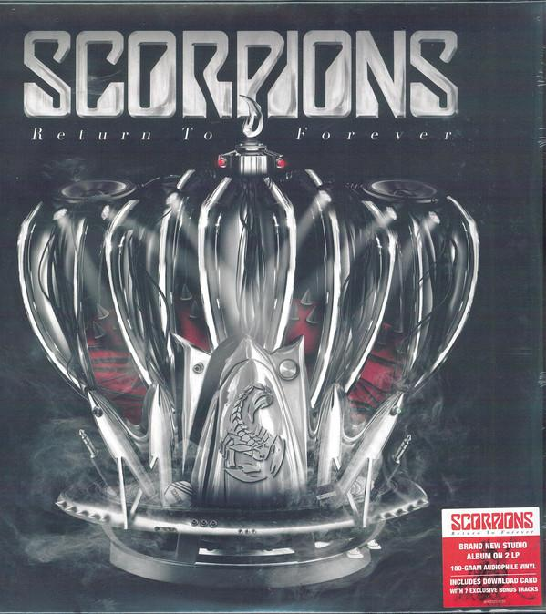 Scorpions - Return To Forever (2LP)Vinyl