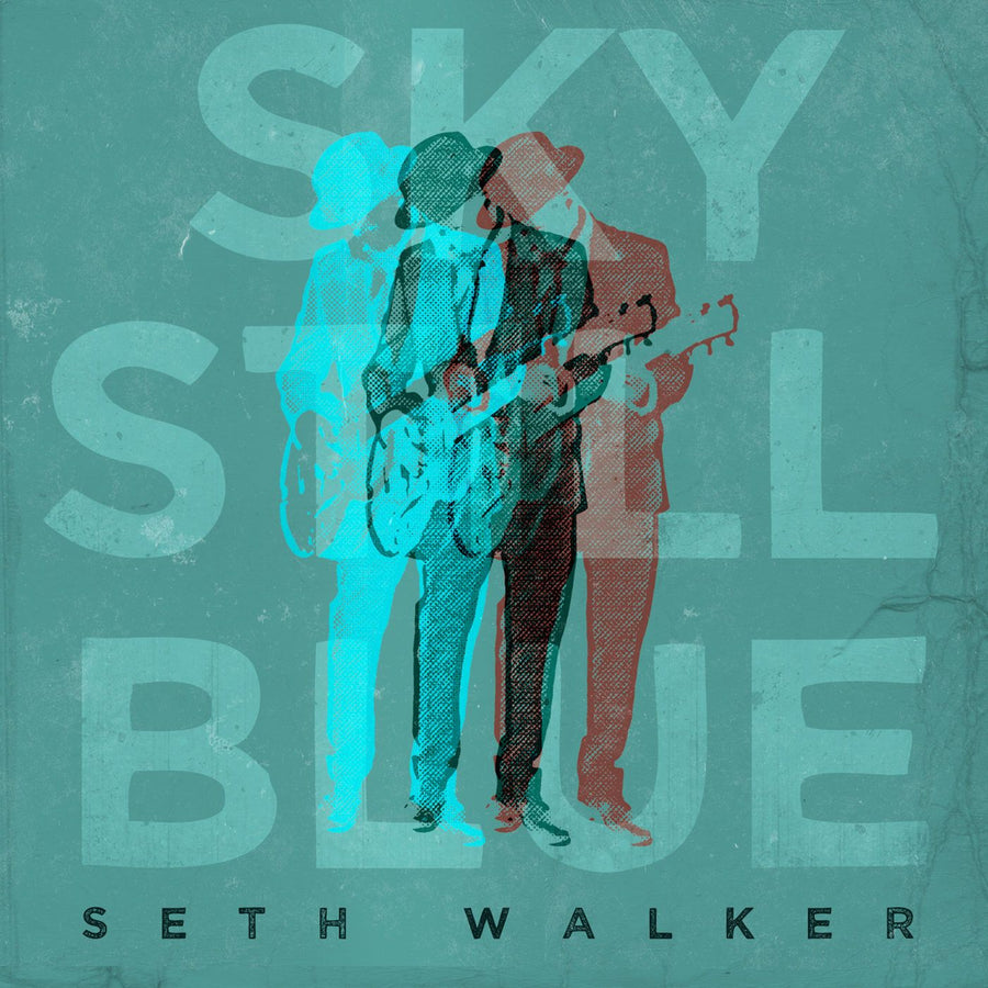 Seth Walker - Sky Still BlueVinyl