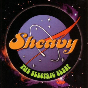 Sheavy - The Electric Sleep (2LP, Limited Edition)Vinyl
