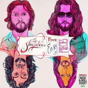 "Sheepdogs, The - Five Easy Pieces (12"", 45RPM, EP)Vinyl"