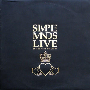 Simple Minds - Live In The City Of Light (2xLP, Album, Used)Used Records