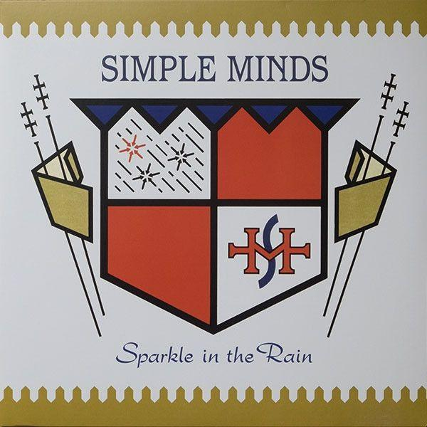 Simple Minds – Sparkle In The Rain (180 gram, Reissue)Vinyl