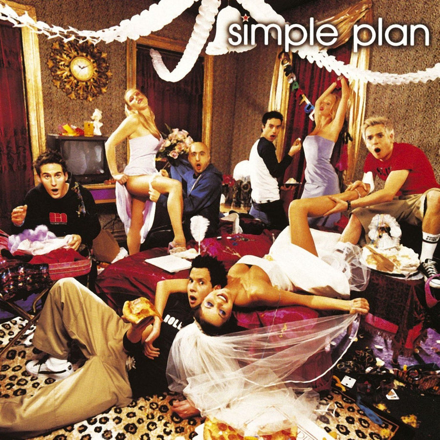 Simple Plan - No Pads, No Helmets...Just Balls (Limited Edition, Reissue)Vinyl
