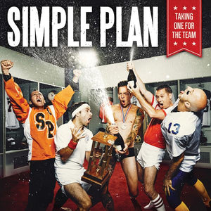 Simple Plan - Taking One For The TeamVinyl