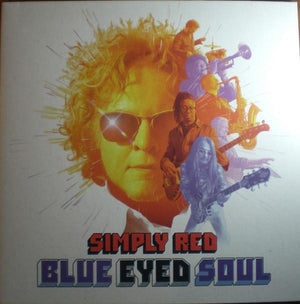 Simply Red - Blue Eyed SoulVinyl