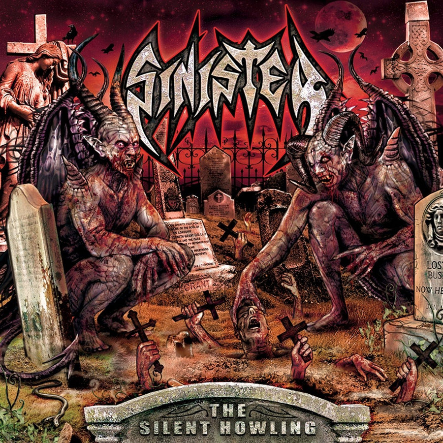 Sinister - The Silent Howling (Limited Edition)Vinyl