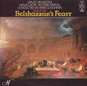 Sir William Walton - Belshazzar's Feast (LP, Used)Used Records