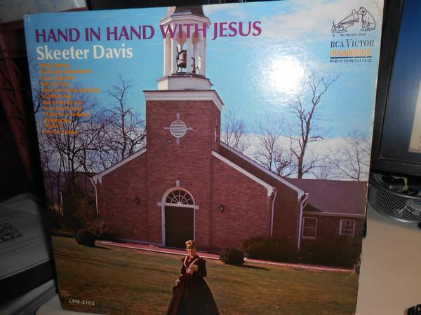 Skeeter Davis - Hand In Hand With Jesus (LP, Album, Used)Used Records