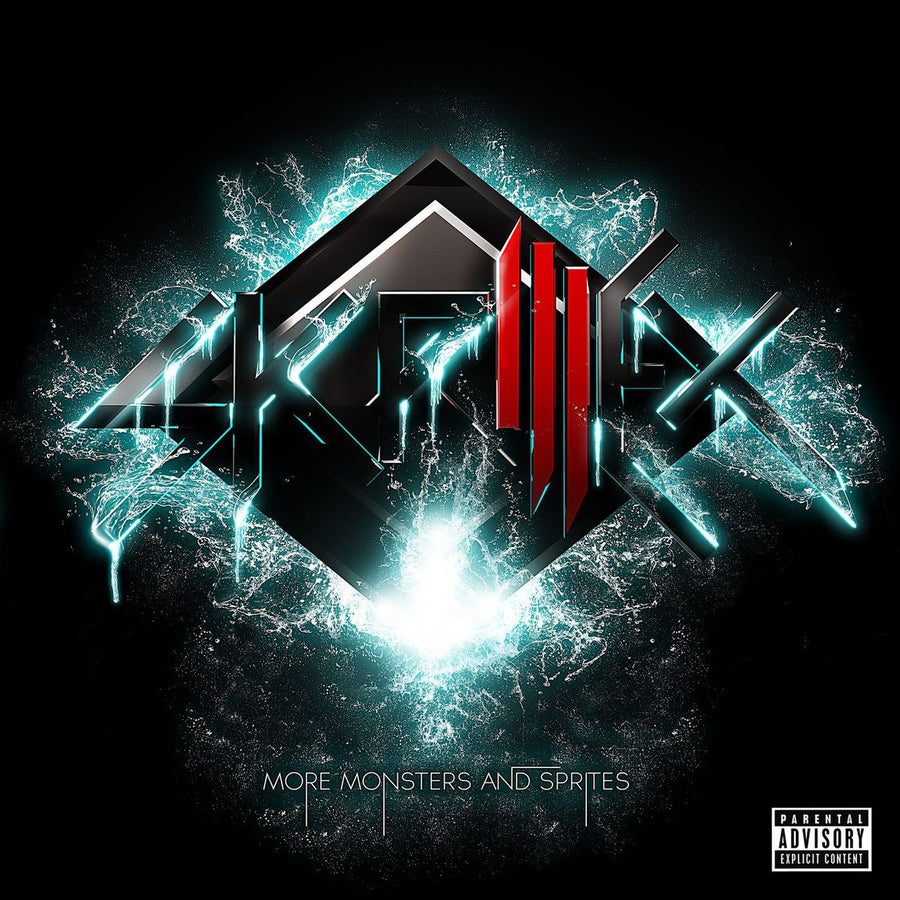 Skrillex - More Monsters And Sprites (EP, Limited Edition)Vinyl