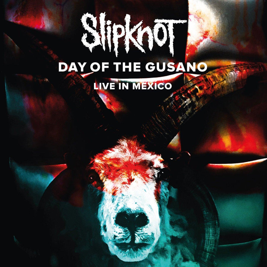 Slipknot - Day Of The Gusano (3LP, Limited Edition, +DVD)Vinyl