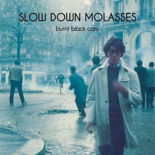 Slow Down Molasses - Burnt Black CarsVinyl