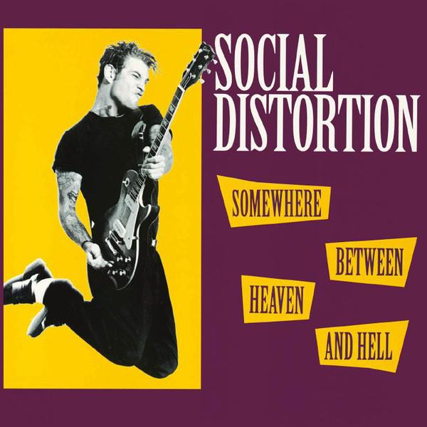 Social Distortion - Somewhere Between Heaven And HellVinyl