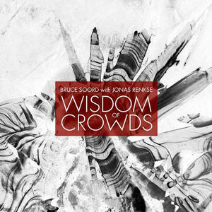 Soord, Bruce (with Jonas Renkse) - Wisdom Of Crowds (2LP, Red Transparent Vinyl)Vinyl