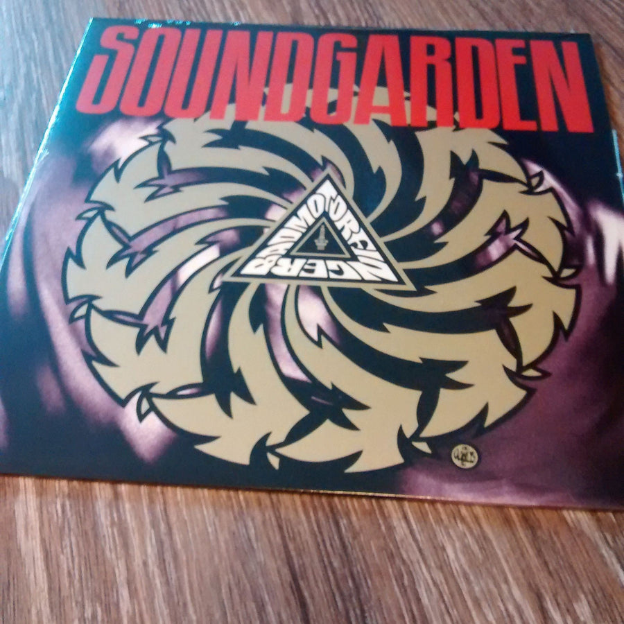 Soundgarden - BadmotorfingerVinyl