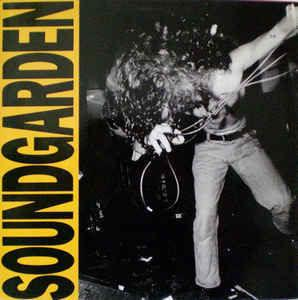 Soundgarden - Louder Than Love (Reissue, Remastered)Vinyl