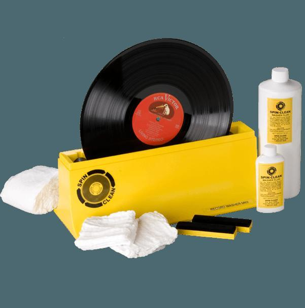 Spin-Clean Record Washer System MKII PackageCleaning
