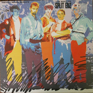 Split Enz - History Never Repeats (The Best Of Split Enz) (LP, Comp, Used)Used Records
